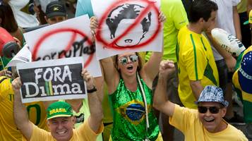 Manifestazioni in Brasile per chiedere l'impeachment di Dilma Roussef - di Emiliano Guanella