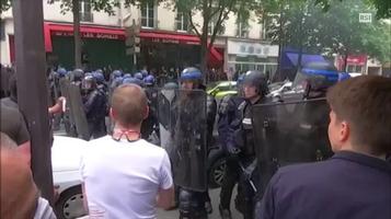 Cortei e scontri in Francia