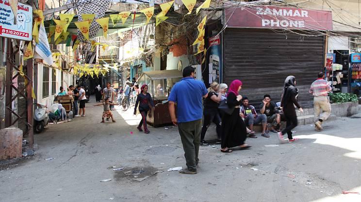 Shatila: un nome legato all'eccidio che 35 anni fa causì 3'000 morti