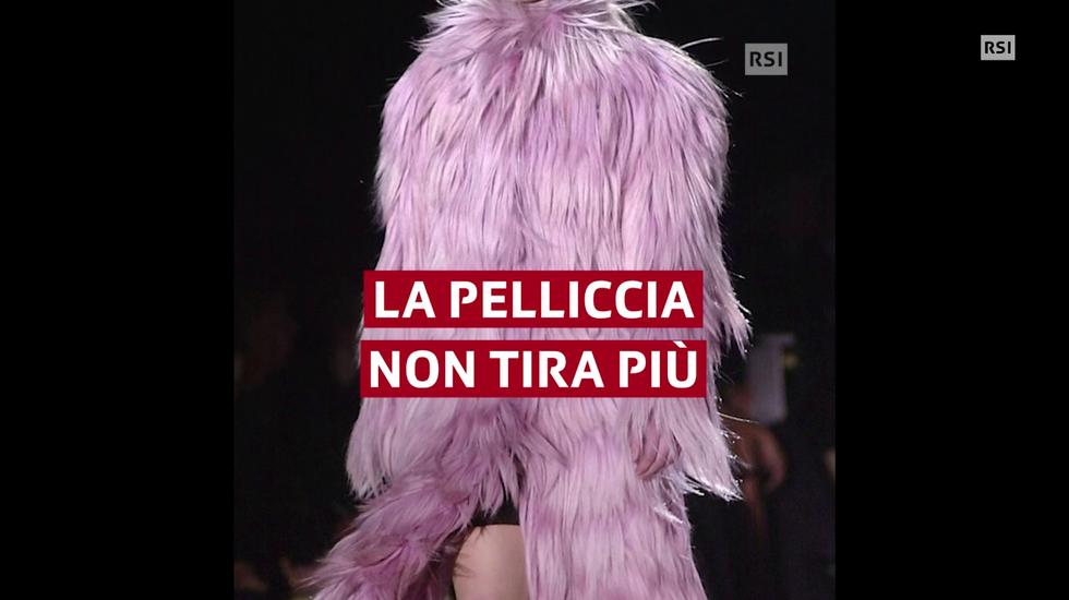 Gucci pellicce fuori moda
