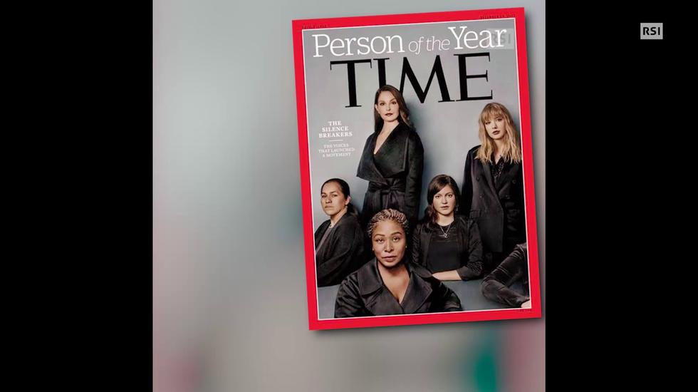 Le donne di #MeToo in copertina sul Time