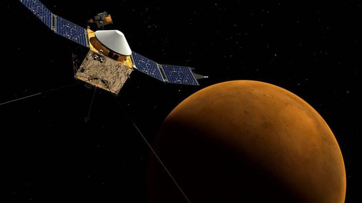 """""""Prossima fermata: Marte"""""""