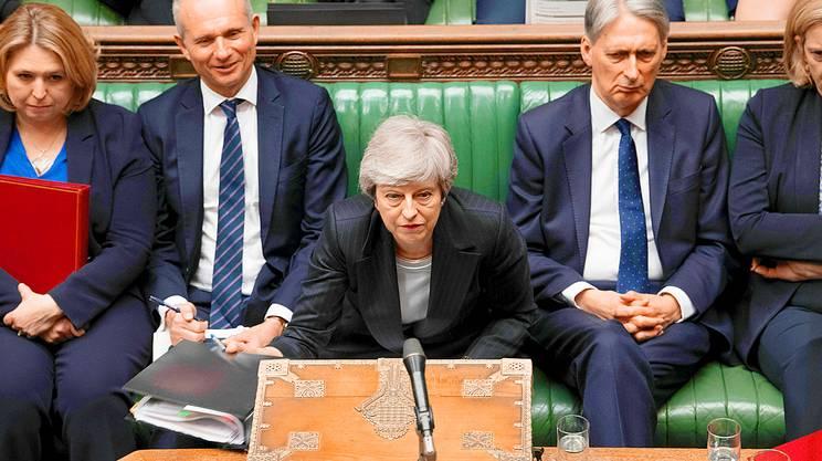 A Londra è partita la congiura contro la premier Theresa May