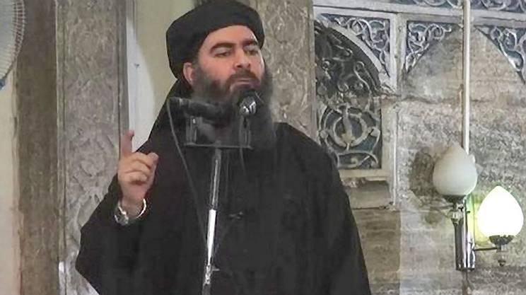 Abu Bakr al-Baghdadi ha rifondato il Califfato nell'estate 2014.
