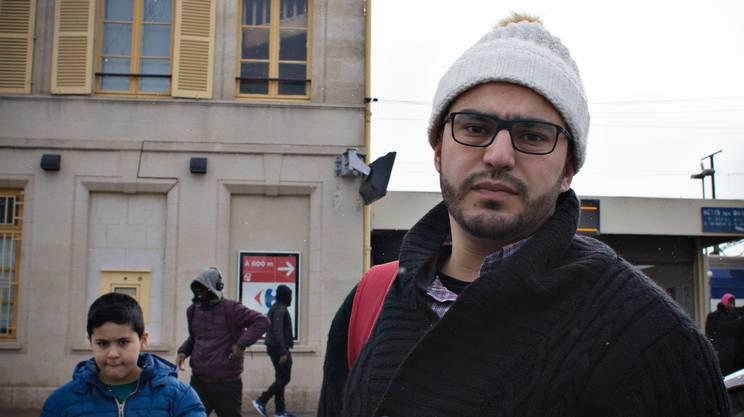 Ahmed di Goussainville , una storia tra le tante