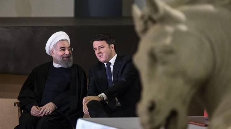 Amabile conversare, qui al Campidoglio, tra il presidente e il premier (744×417)
