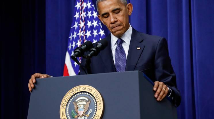Barack Obama ha promesso l'aiuto degli Stati Uniti