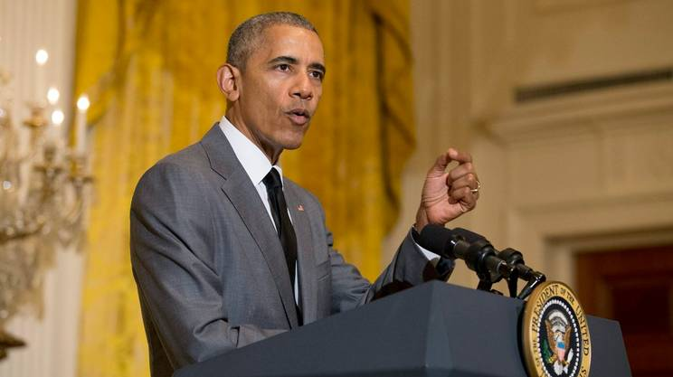 Barack Obama, presidente degli Stati Uniti