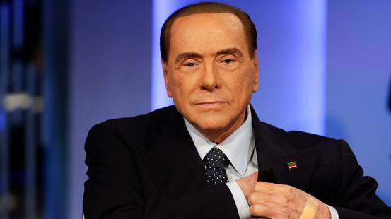 Berlusconi torna in campo