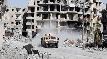 """Raqqa? """"Notizia eccellente..."""""""