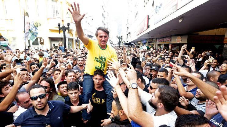 Il Brasile ha votato: Paese all'estrema destra
