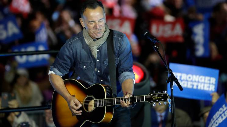 Glory day, omaggio a Bruce Springsteen