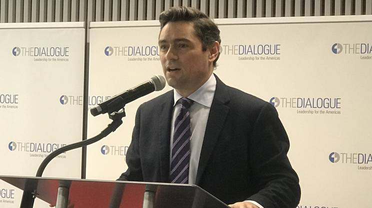"""Carlos Vecchio, sorta di """"ambasciatore"""" di Guaidò a Washington"""