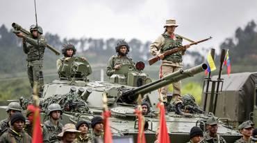 Il Venezuela alza gli scudi