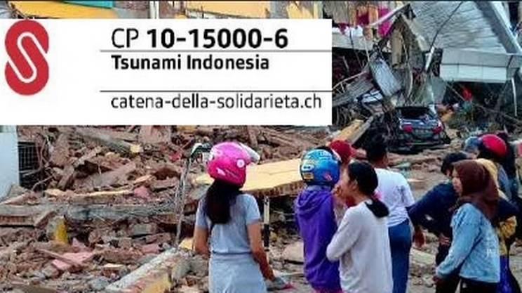 In aiuto dell'Indonesia