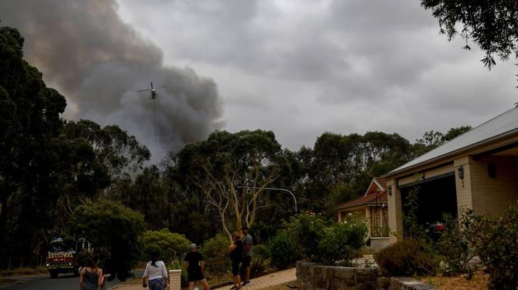 Centinaia di abitazioni distrutte o a rischio di distruzione