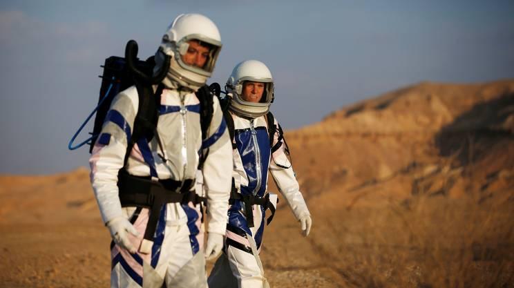 Pronti ad andare su Marte