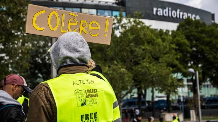 Gilet gialli a Strasburgo, la grande protesta non si ferma
