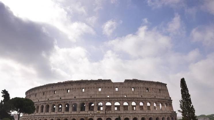 Colosseo spento