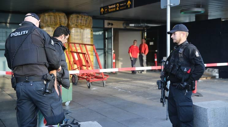 Controlli all'aeroporto di Copenhagen