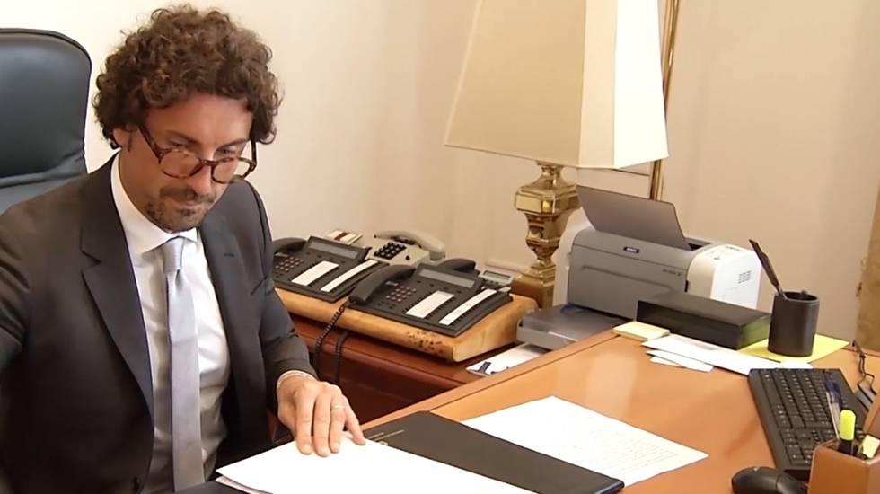 RG 12.30 del 13.09.18: Danilo Toninelli intervistato da Claudio Moschin