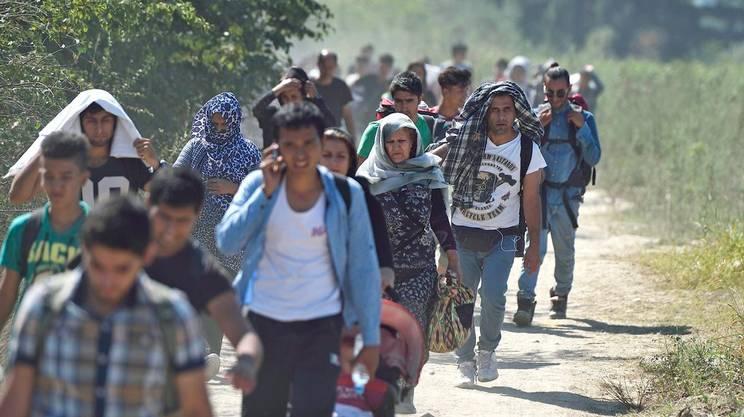 Decine di migliaia di persone percorrono in questi giorni la rotta balcanica