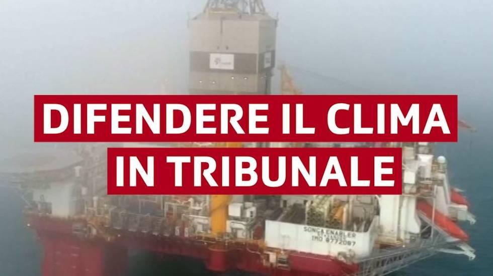 Difendere il clima in tribunale