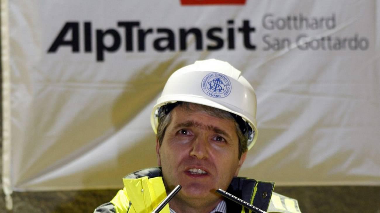 Duccio Astaldi, presidente della Condotte SpA