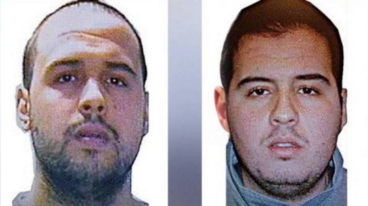 Due attentatori: Khalid e Ibrahim El Bakraoui