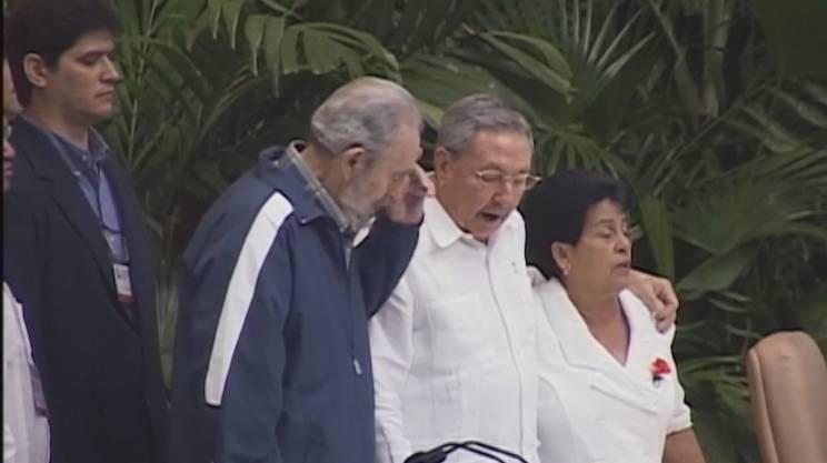 Fidel Castro e Raul Castro nel 2008