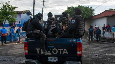 Nicaragua, ripreso Monimbo