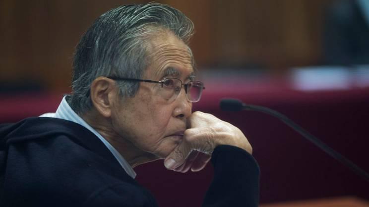 Fujimori di nuovo a processo