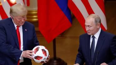 L'isolamento russo è finito