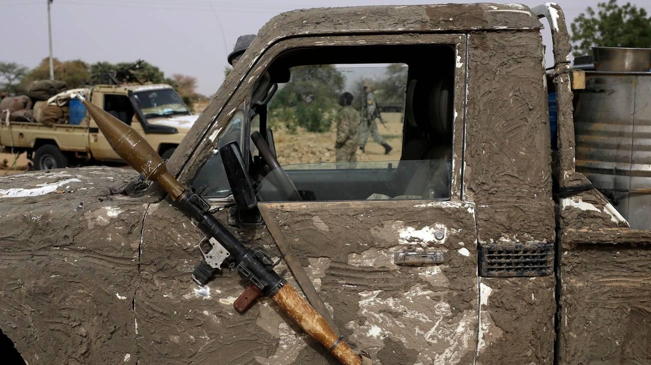 Gli jihadisti di Boko Haram sono attivi nella regione