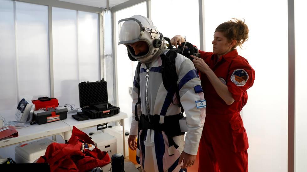 In Israele si preparano a andare su Marte