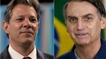 Bolsonaro in netto vantaggio