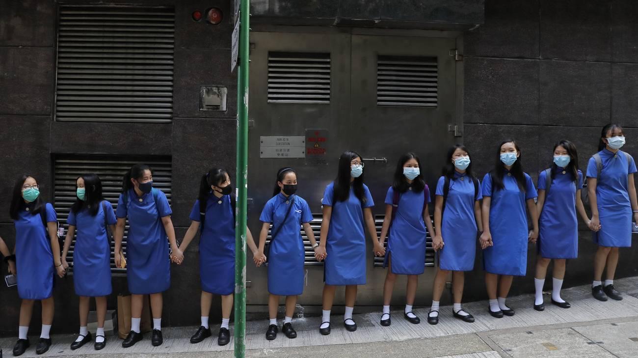 Hong Kong ragazzi incontri