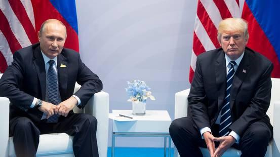 Il giorno di Putin e Trump