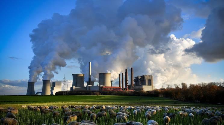 I gas serra prodotti dalle attività umane causano, tra l'altro, i cambiamenti climatici