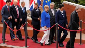 G7 unito contro il terrorismo