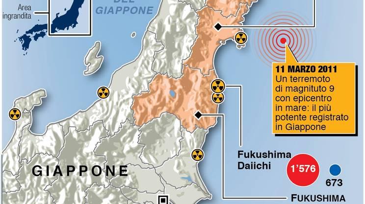 I numeri della catastrofe nel 2011 (clicca sull'immagine per ingrandirla)