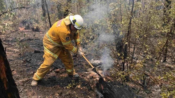I pompieri australiani continuano a lottare contro le fiamme da diversi mesi