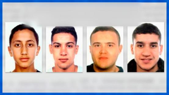 Barcellona, terroristi morti