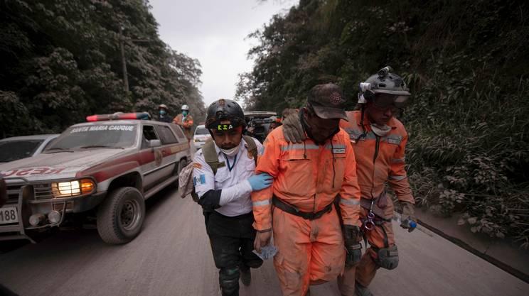 Guatemala, almeno 25 morti per l'eruzione del vulcano Fuego