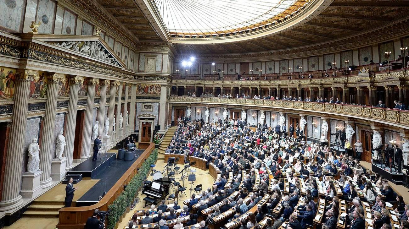 Conti truccati in austria rsi radiotelevisione svizzera for Streaming parlamento