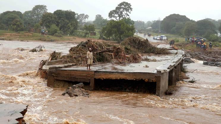 Il ciclone Idai ha devastato una vasta zona situata tra Mozambico e Zimbabwe