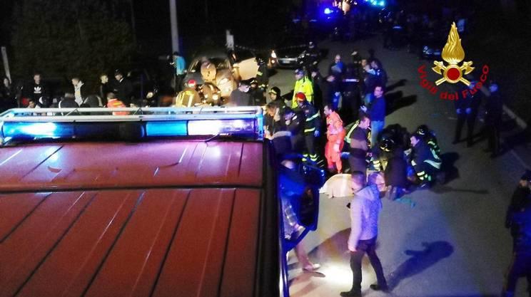 Strage al concerto di Sfera Ebbasta: sei morti