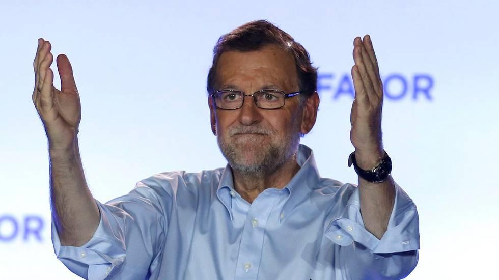 Il partito di Mariano Rajoy è arrivato in testa alle elezioni
