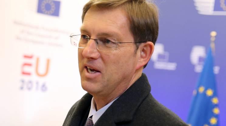 Il premier sloveno Miro Cerar