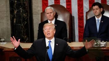 Shutdown, Trump non molla